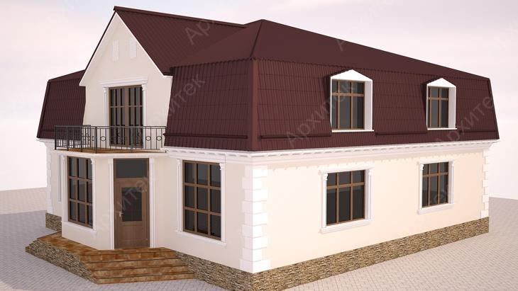 Лепнина из пенопласта для фасада и интерьера
