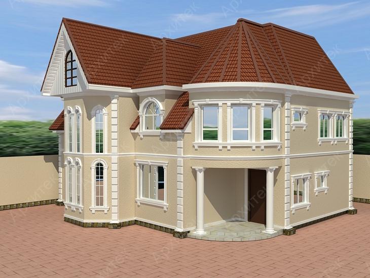 Фасадная лепнина из пенопласта Архитек: преимущества и отличия