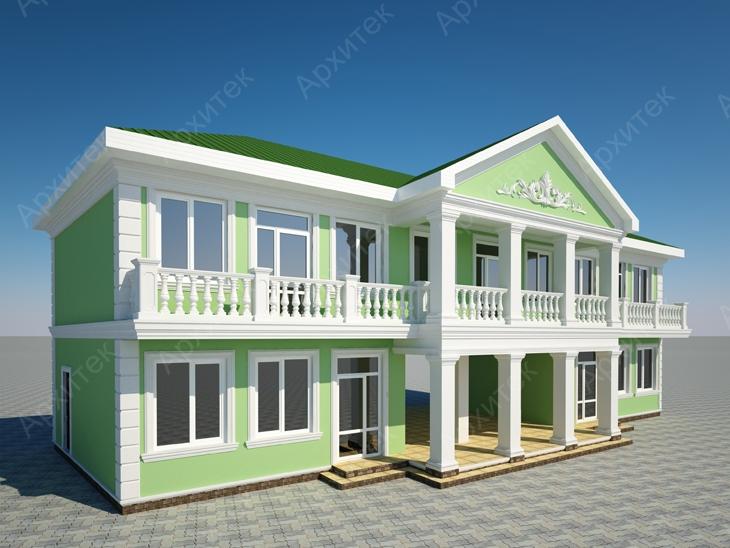 Комплектующие для фасада из пенополистирола