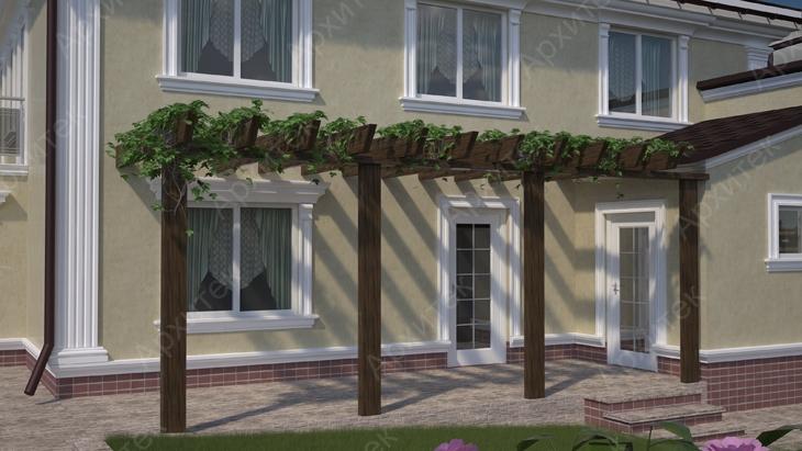 Положительные характеристики лепного фасадного декора из пенопласта