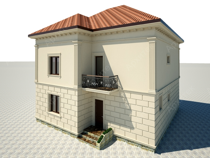 Архитектурный декор для фасадов