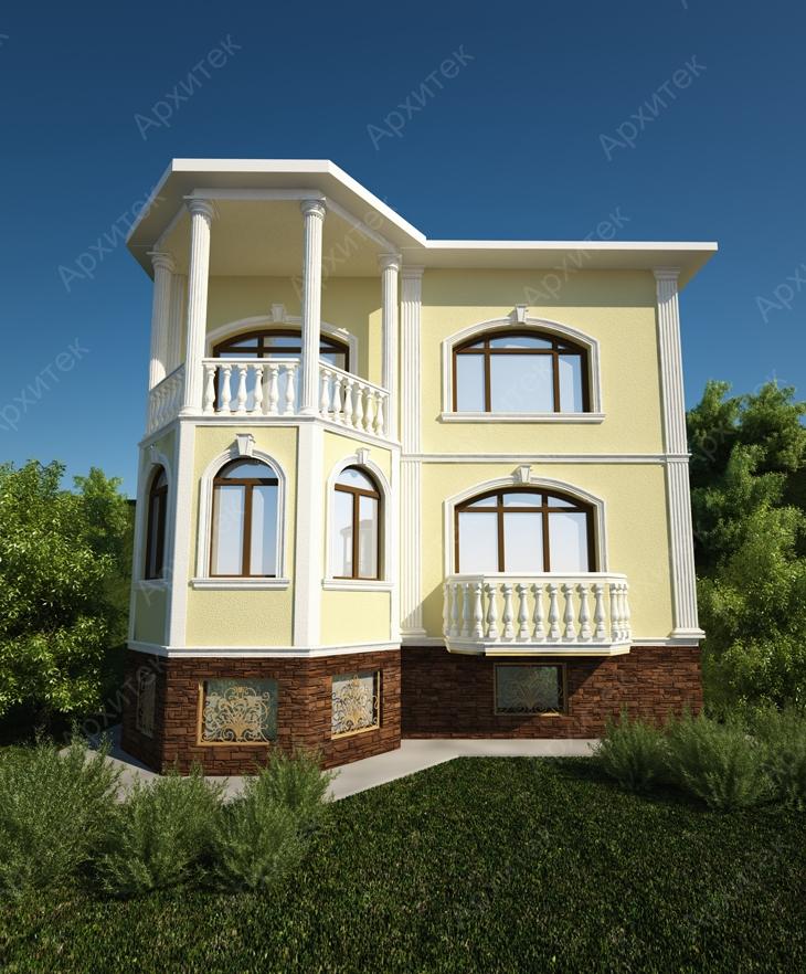 Лепной декор на фасад: материалы и их характеристика