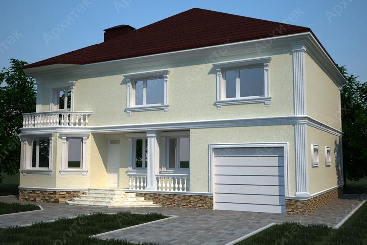 Архитек – уникальный лепной декор из пенопласта для каждого дома